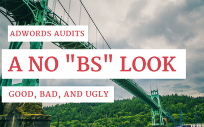 Honest Adwords Audits